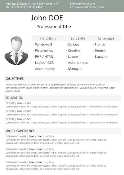 Resume Accountant