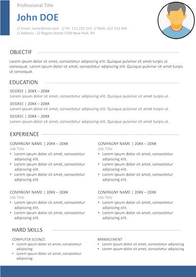 Resume Simple